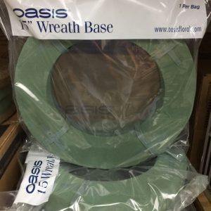 "Wreath Base 15"""